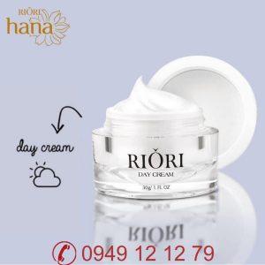 Kem dưỡng da ban ngày Riori Day Cream