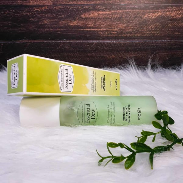 Tinh Chất Dưỡng Trắng Da Mosp Skin Brightening Essential Dew