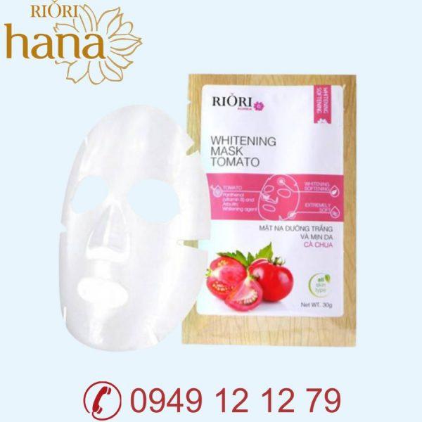Mặt nạ cà chua Riori Mask Tomato