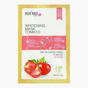 Mặt nạ dưỡng trắng da cà chua Riori Mask Tomato