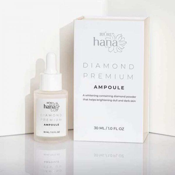 Tinh chất dưỡng da Riori Diamond Premium Ampoule